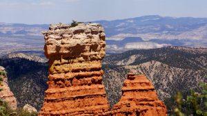 Bryce Canyon View and Hoodoo