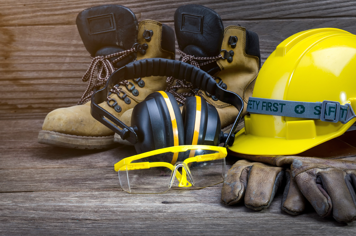 Construction Safety Week 2019 - Earth Systems