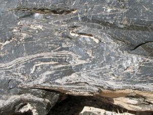 Flow Banded Obsidian