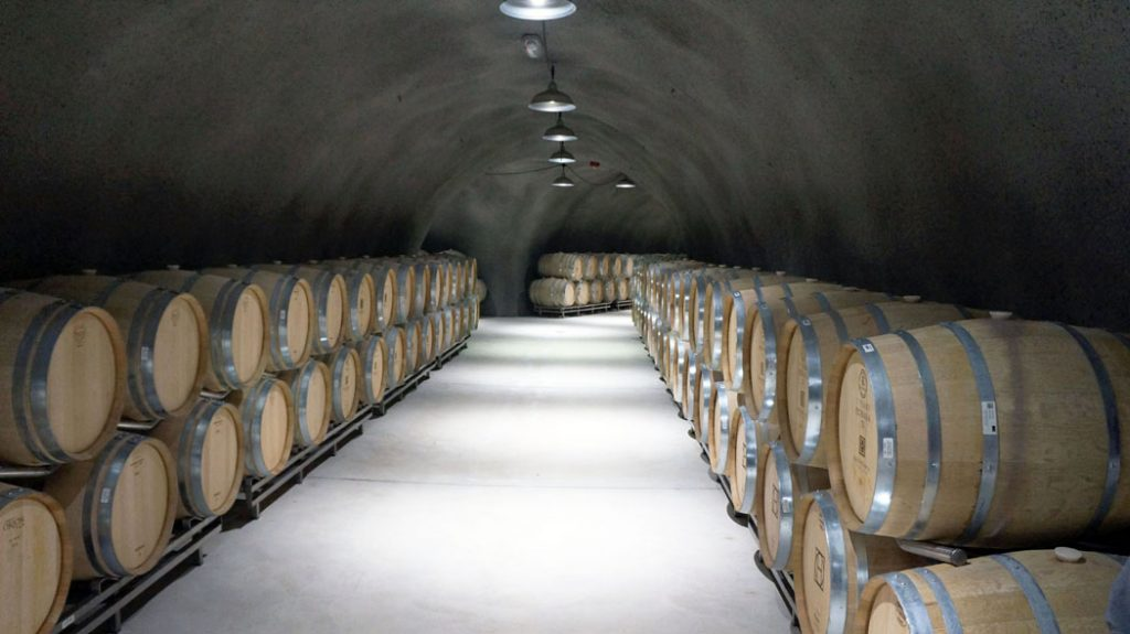 Halter Ranch Wine Caves